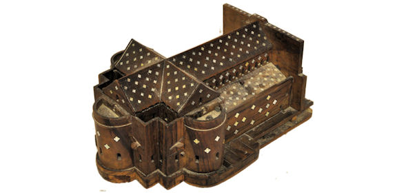 Model of the Church of the Nativity, Jerusalem