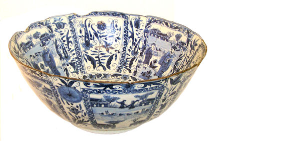 Chinese Provincial Ming Dynasty Bowl