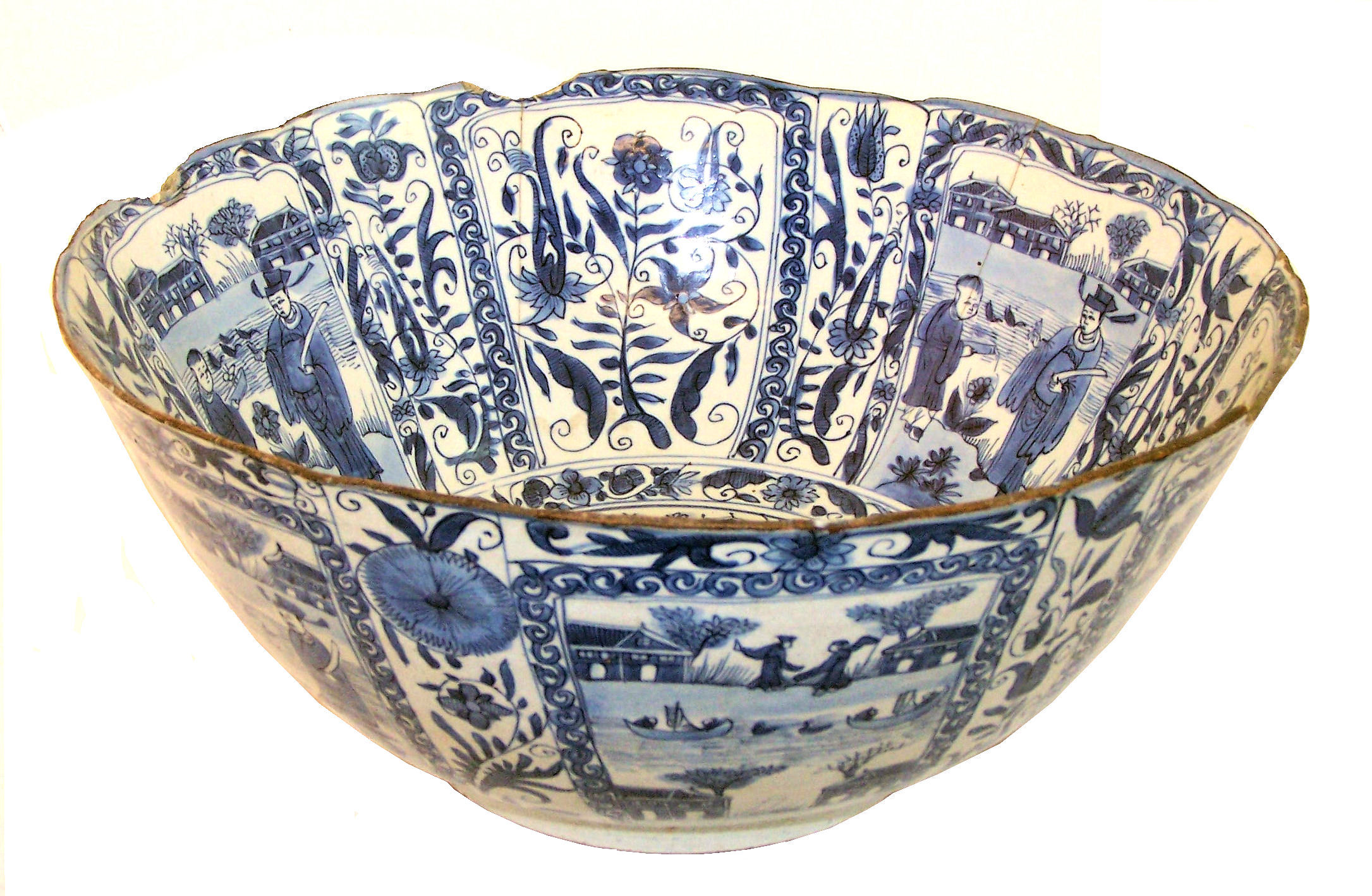 A Chinese Provincial Ming Dynasty Bowl